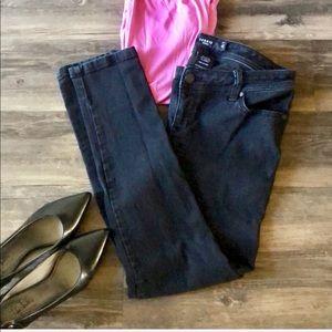 Torrid Stretch Skinny Black Jeans